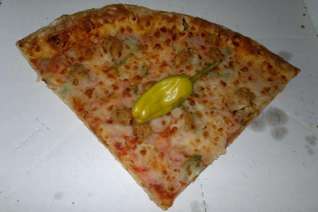 Pizza - am liebsten von Papa John's