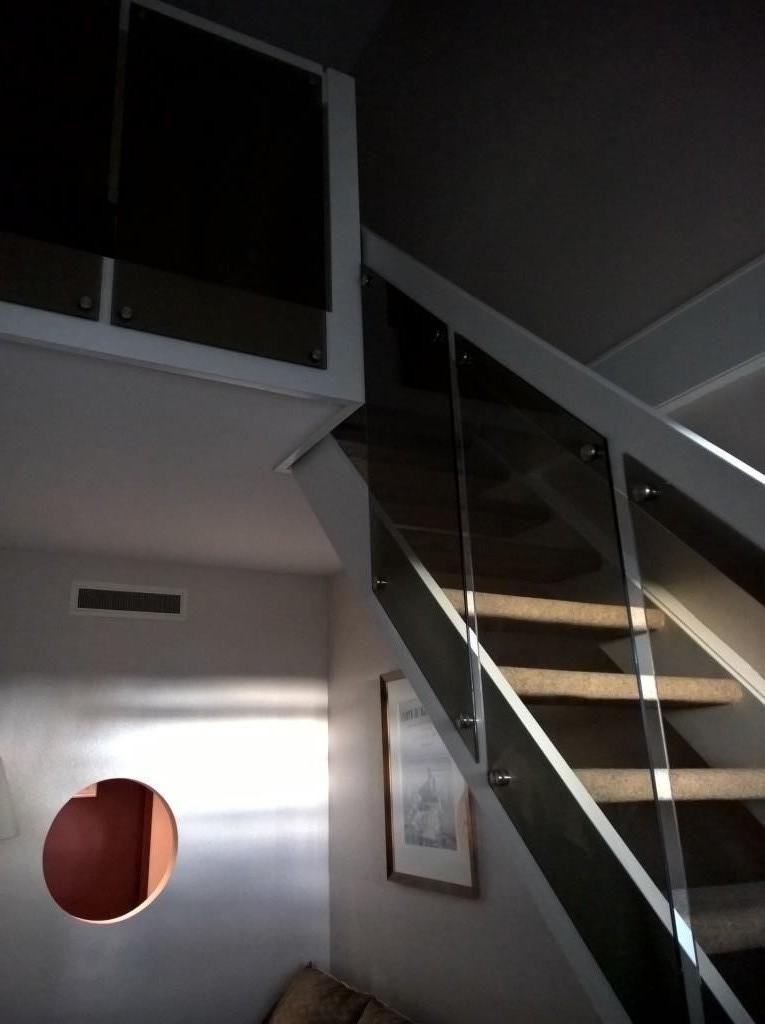 Besuch in einer Suite