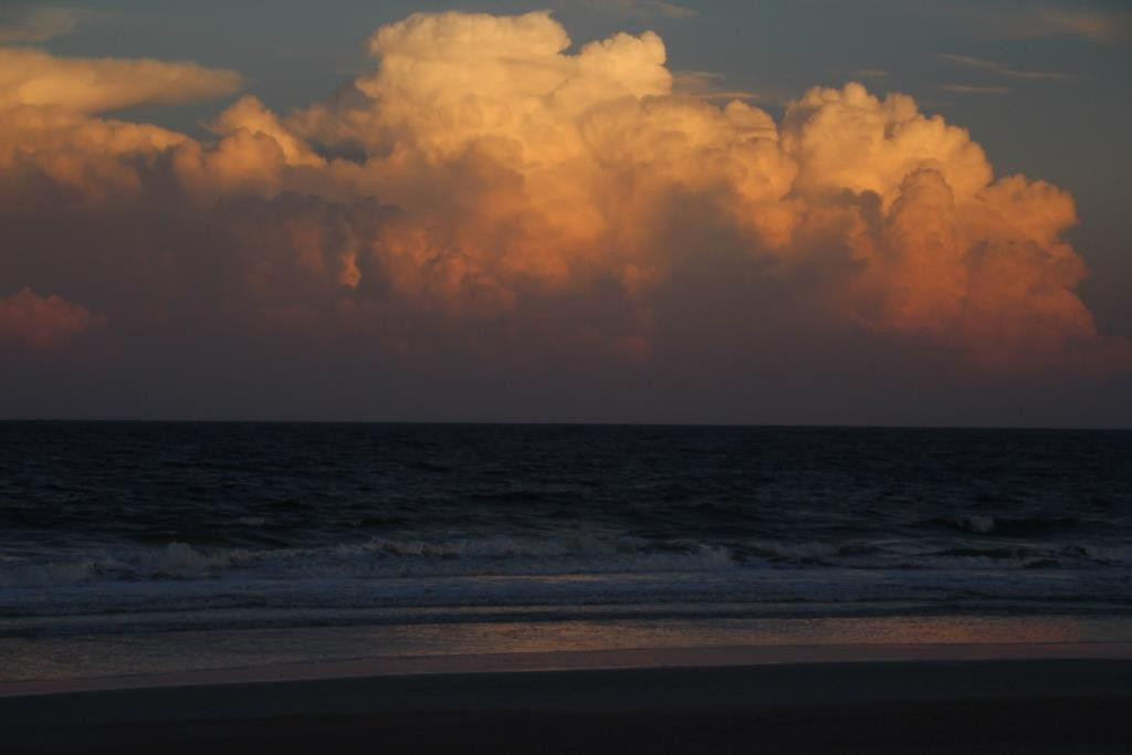 Abendstimmung in Fernandina Beach