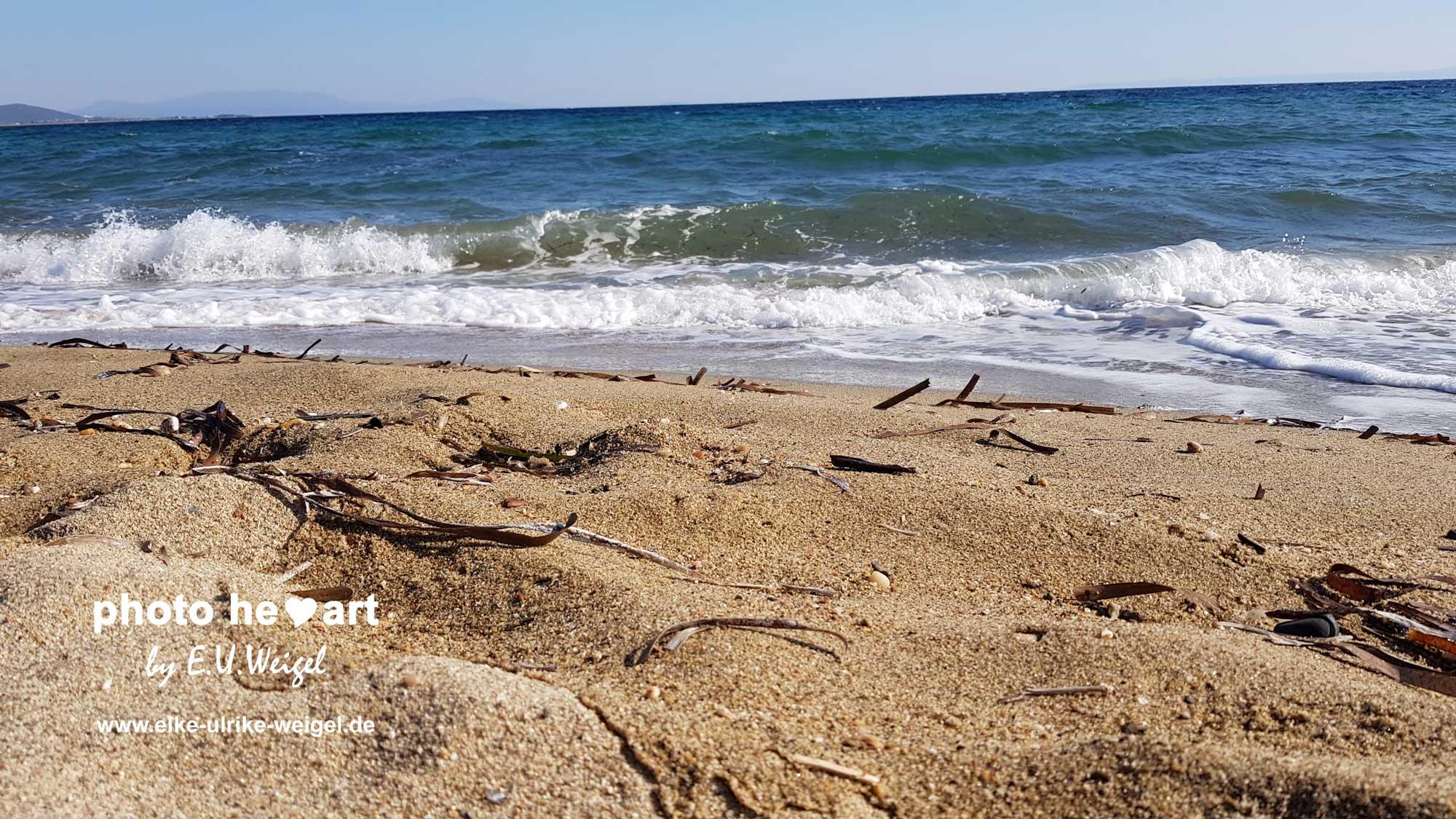 Beruhigt die Sinne: Meine Liebevolle (Meeres-)Pause