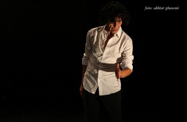Tanz-Performance Misael Lopez