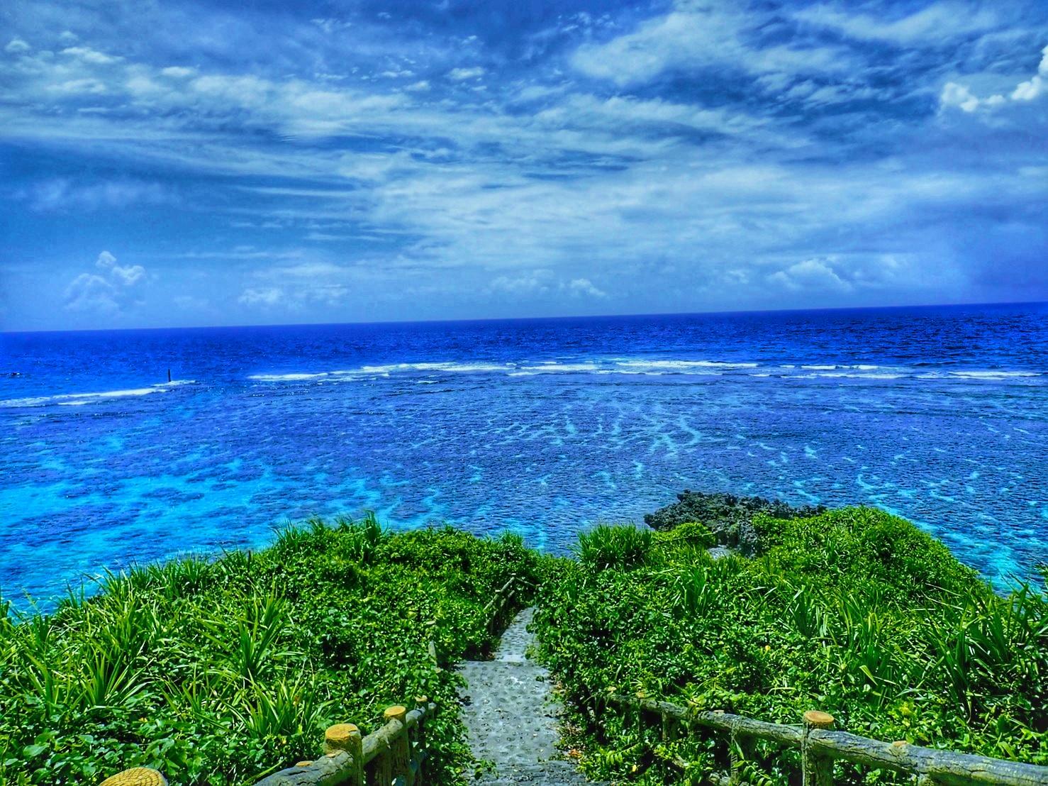 宮古島絶景島巡りツアー ハーミットクラブ宮古島