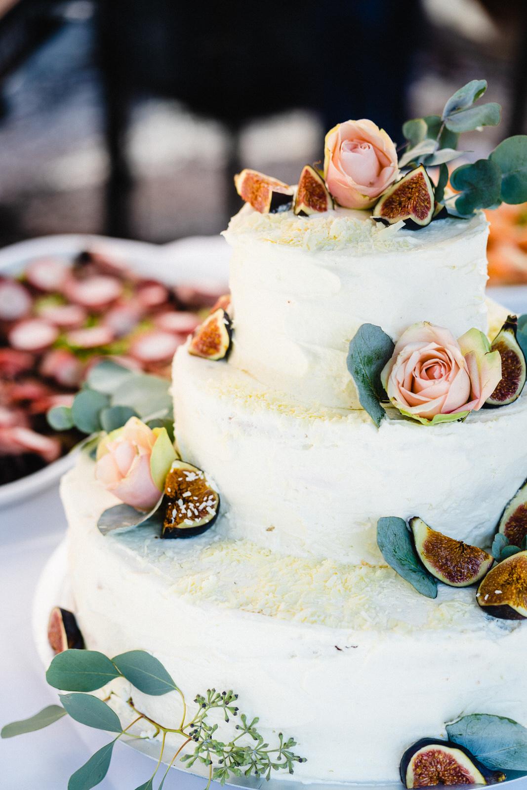 Torte Hochzeit lecker