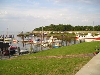 Der Dangaster Hafen
