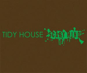 Tidy House Scary Mind sticker