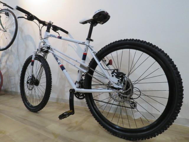 自転車買取 札幌 ヘリテイジバイシクル DOUBLE 2WD