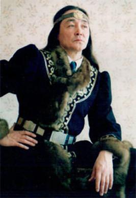 Основатель театра Геннадий Семенович Баишев