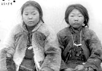 Юкагирские дети
