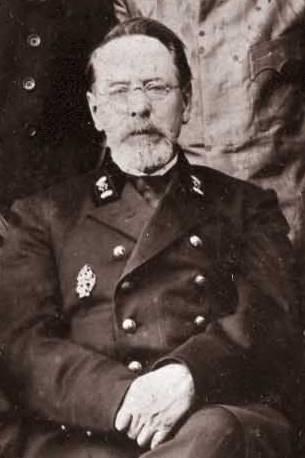 Врачебный инспектор В.А. Вонгродский