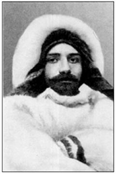 А.В. Колчак 1901 год