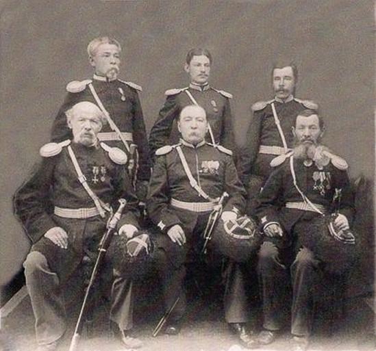 Служащие якутской полиции