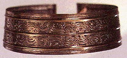 якутский наручный браслет