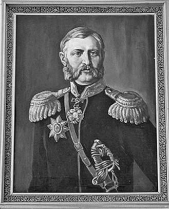 Михаил Семёнович Корсаков