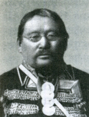 Олекминский купец Степан Идельгин.