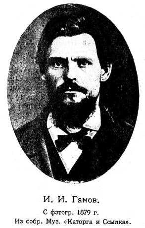 Измаил Иванович Гамов