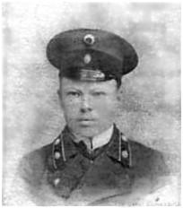 Г.А. Попов студент в Казани
