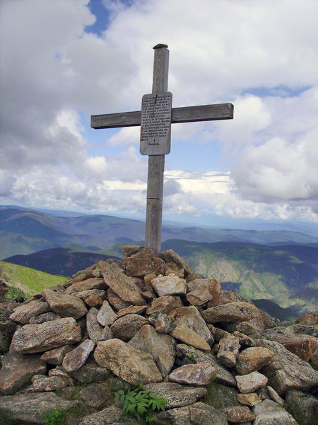 Памятник И.Д. Черскому