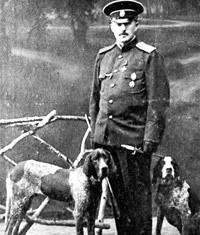 Полярный исследователь Матисен Федор Андреевич. Из личного архива Анны Лавровой
