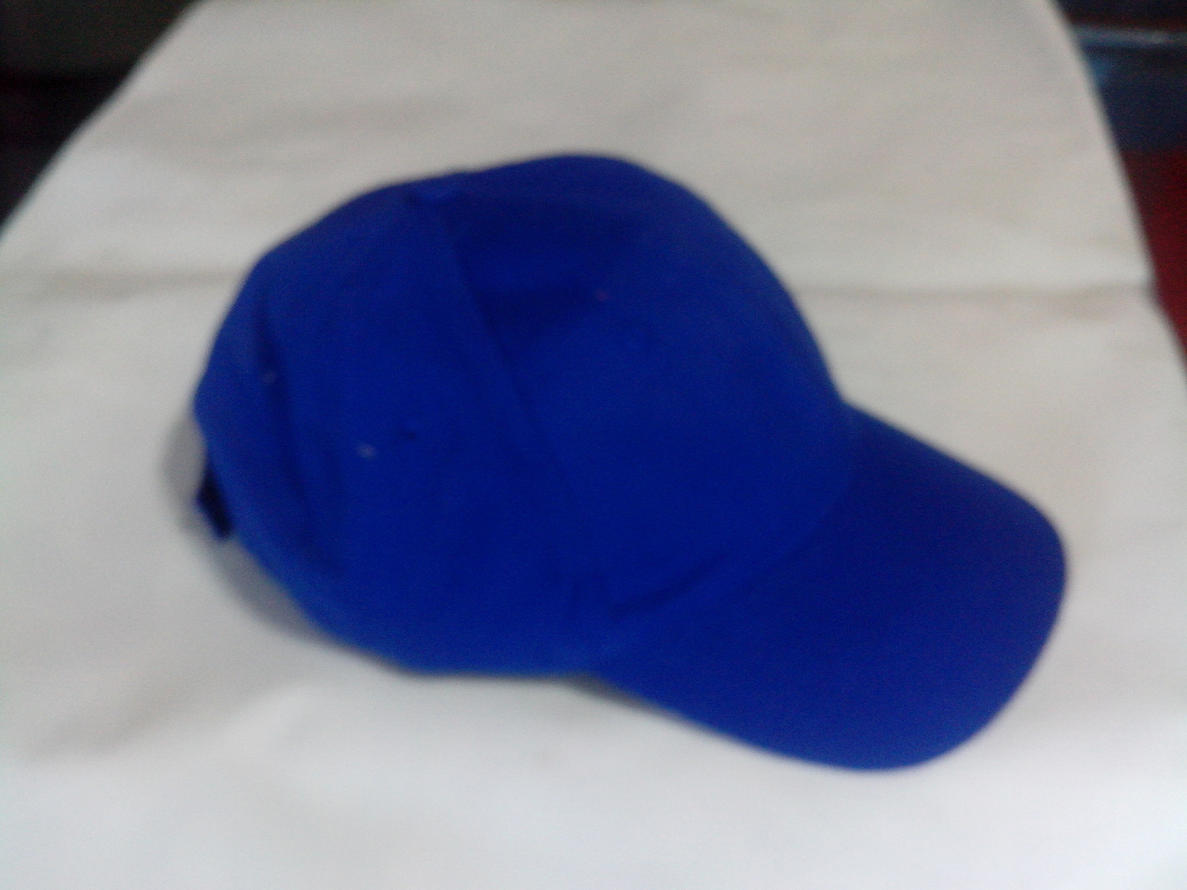 Gorra Azul Rey