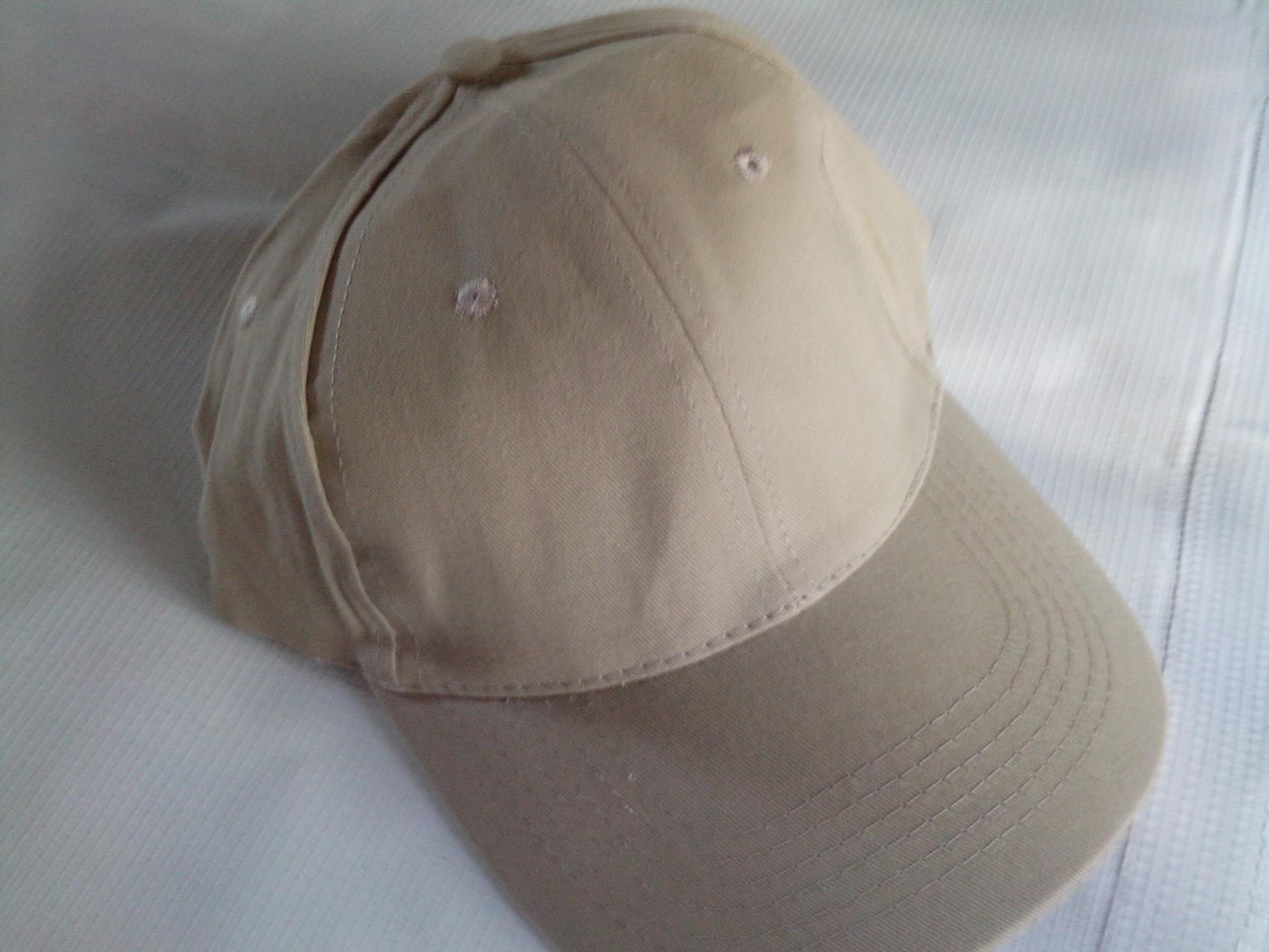 Gorra caqui