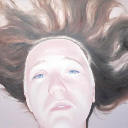drunter & drueber_03   |   Öl auf Leinwand   |   80 x 80 cm   |   2004