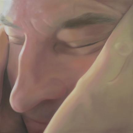 fertig_03   |   Öl auf Leinwand   |   90 x 90 cm   |    2005