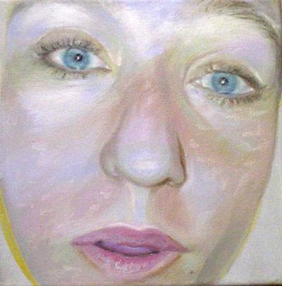 facetten   |   Öl auf Leinwand   |   20 x 20 cm   |   2003/2004