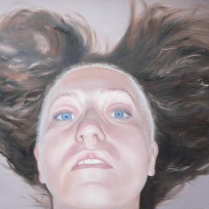 drunter & drueber_02   |   Öl auf Leinwand   |   80 x 80 cm   |   2004