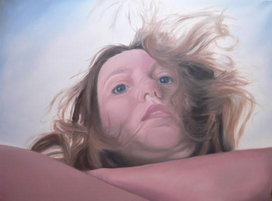 schoene aussichten_03    |    Öl auf Leinwand   |   90 x 120 cm   |   2005