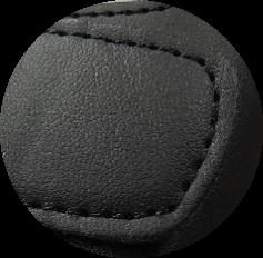 甲部分の調整用ベルトは合成皮革を使用。おしゃれ感UP!