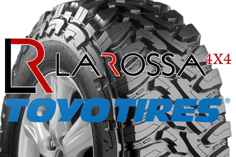 Toyo Tires per la tua Jeep a Milano grazie a Larossa 4x4