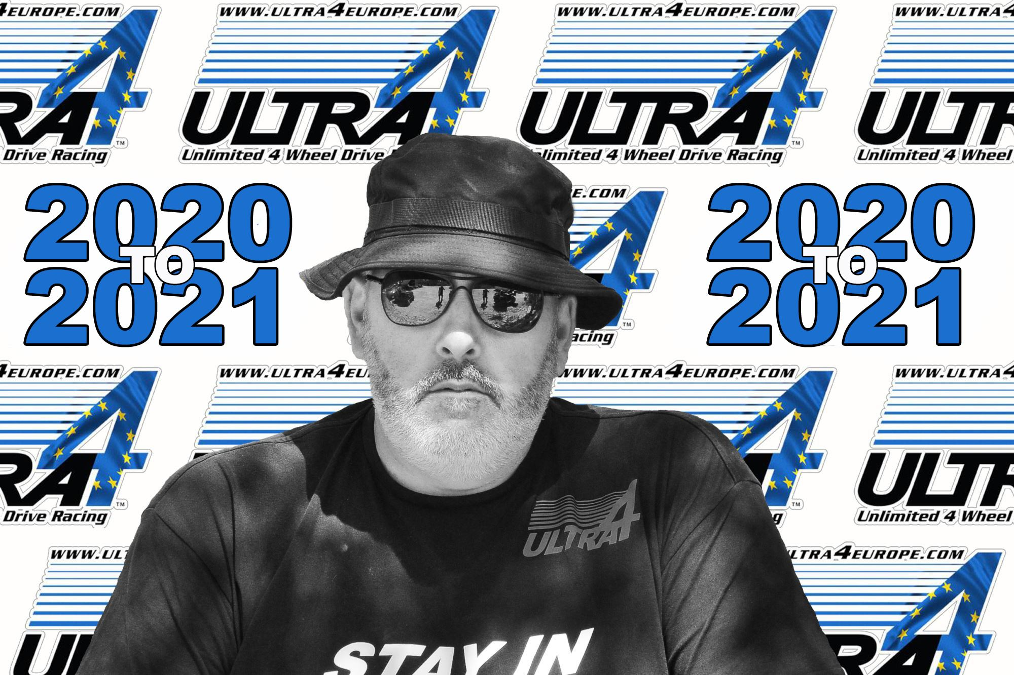 Interview with Richard Crossland on Ultra4Europe 2020 and 2021