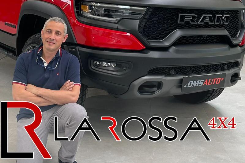 Larossa 4x4 concessionario ufficiale Dodge Ram per la Lombardia