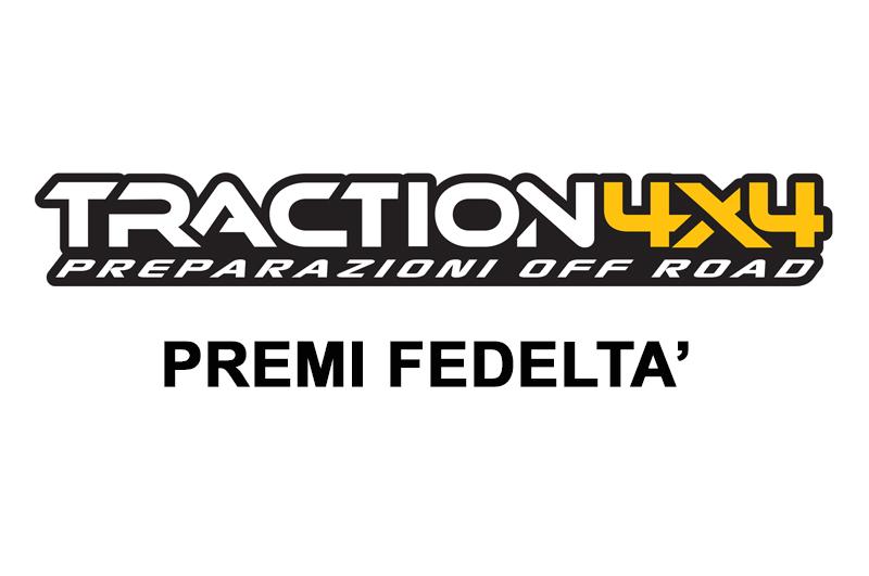 Traction 4x4: Programma Fedeltà