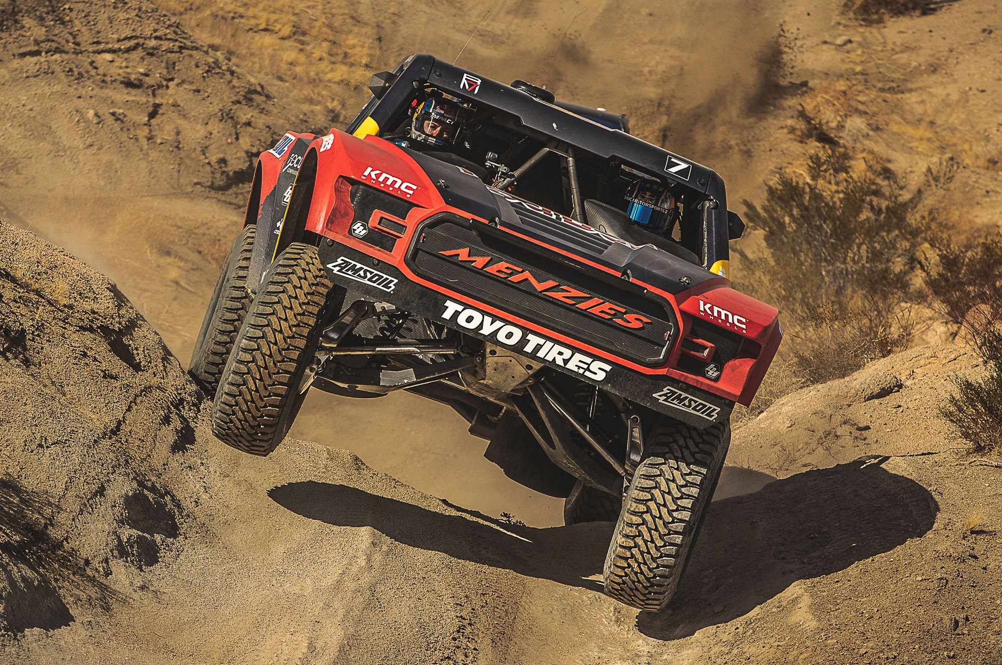 Toyo Tires Desert Invitational Presented by Monster Energy: Story and Results