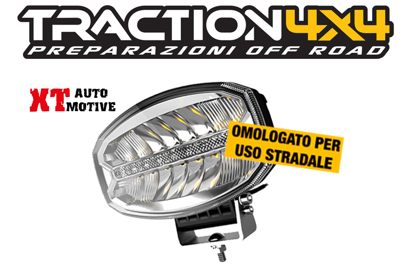 Nuovi fari e barre led XT Automotive by Traction 4x4