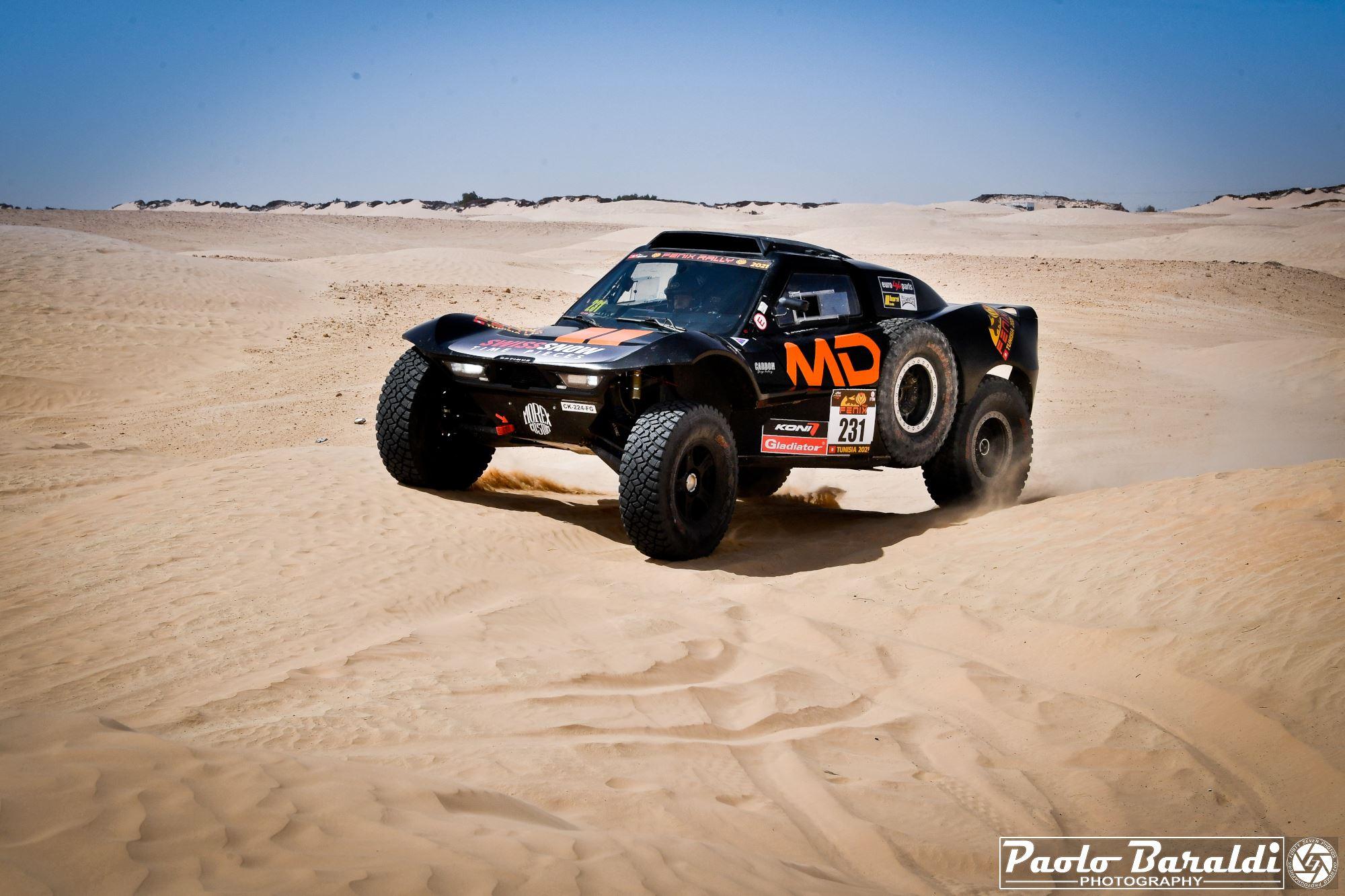 Fenix Rally: grande successo per la nuova avventura africana di Alexander Kovatchev