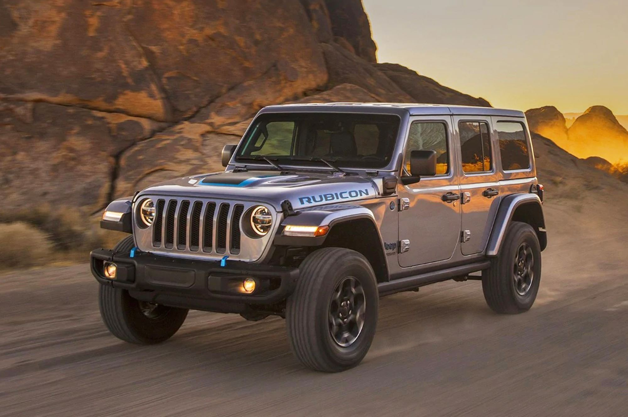 Debutta la Jeep Wrangler 4xe First Edition