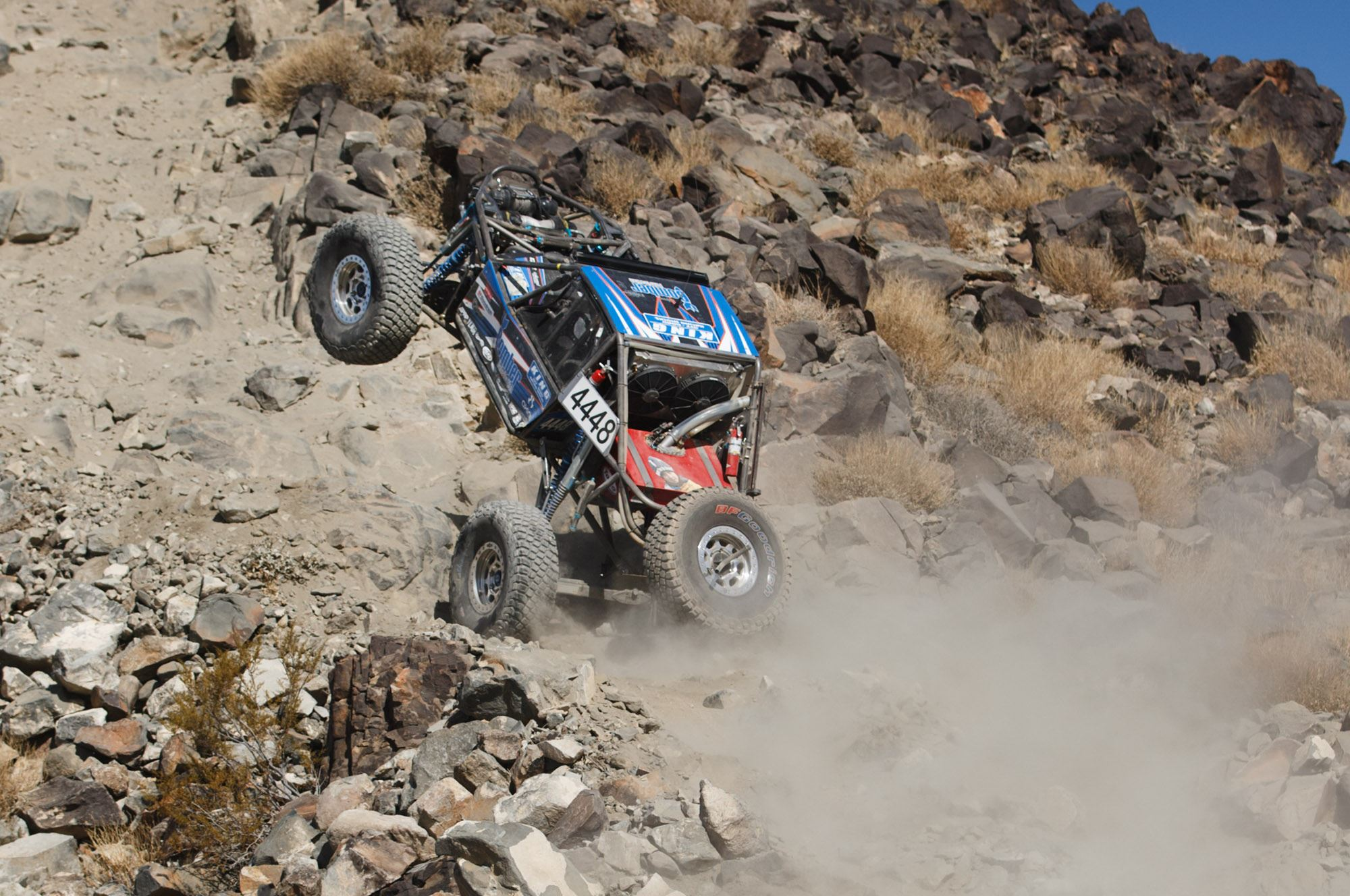Randy Slawson Wins The World's Hardest One Day Off-Road Race & Takes Home His Third Crown