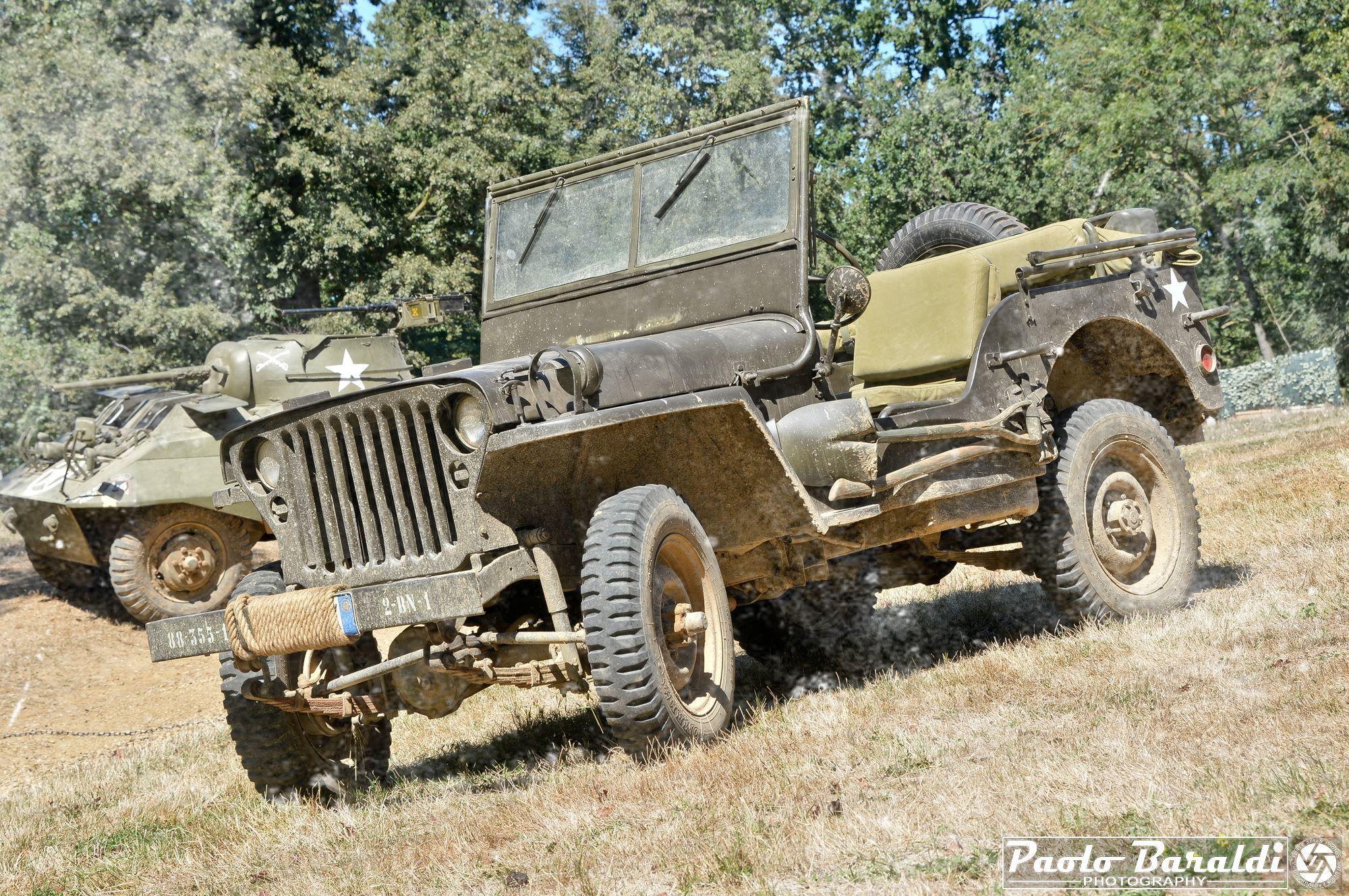 Jeep celebra 80 leggendari anni