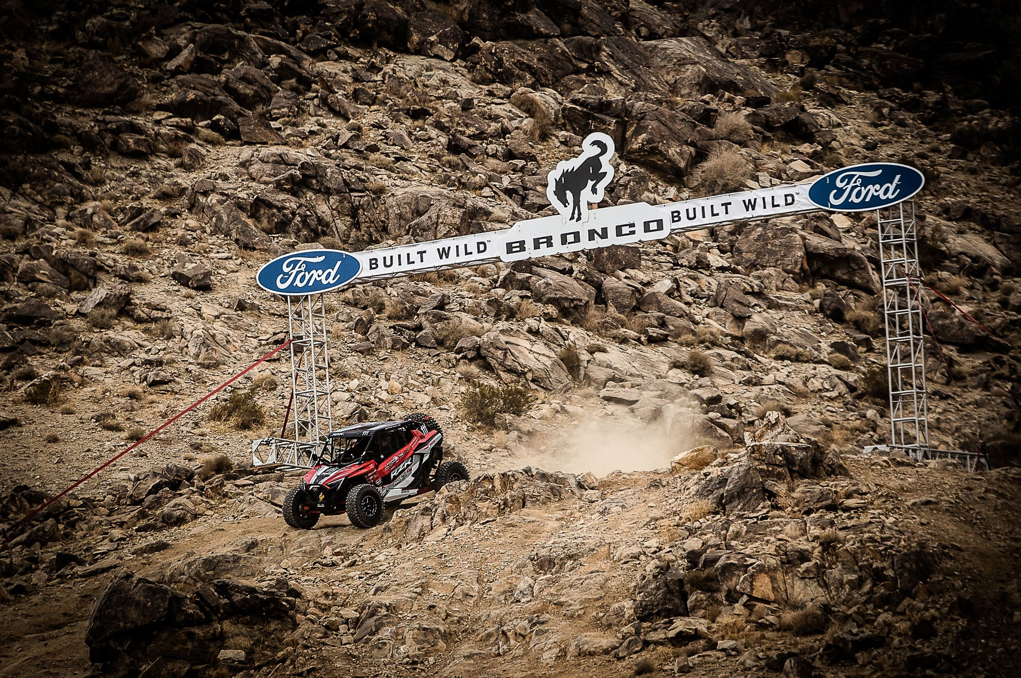 Can-AM UTV King of the Hammers Qualifying and The Holley EFi Shootout