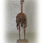 Struisvogel klein - Powertex