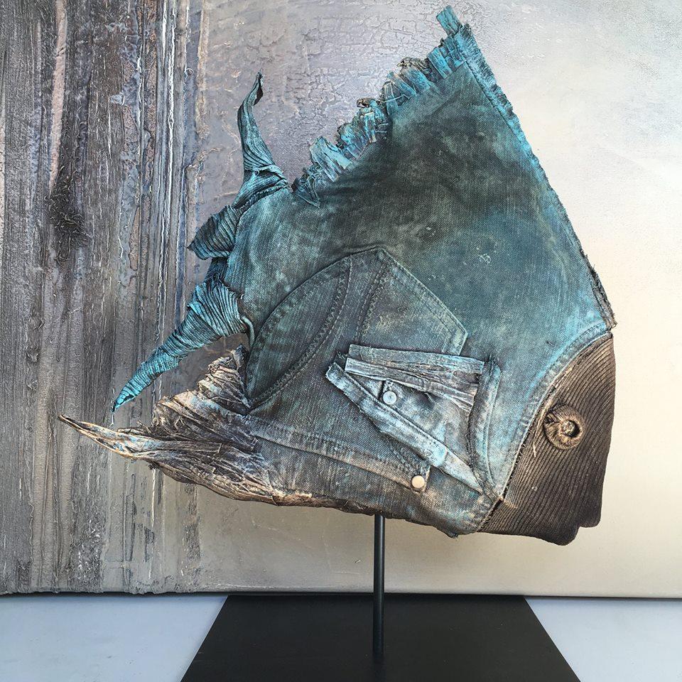 Jeansfish WANDA - Powertex