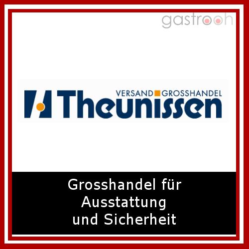 Theunissen- Der Online- Shop bietet Technik, Hotelausstattung und Sicherheit (Onlinekatalog)