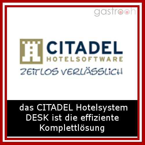 Citadel Hotelsoftware bietet Hotel und Restaurant Lösungen im Hard und Softwarebereich
