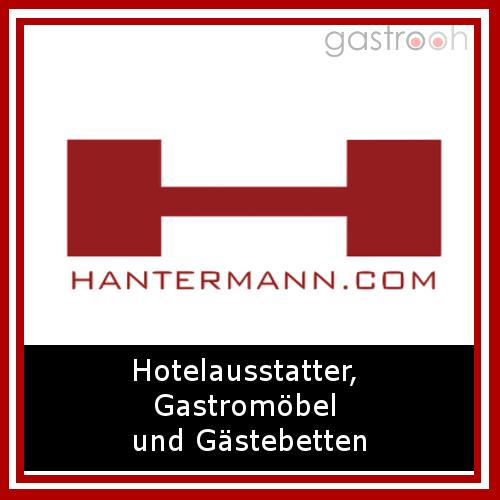 """Hantermann Hotel- und Objektausstattungen - """"Nachhaltige Produkte, die Menschen verwöhnen."""" Gastro und Hotelbedarf."""