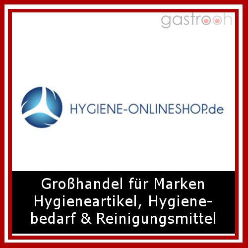Hygiene-Onlineshop.de - Hygieneartikel online im Shop bestellen. Hygienebedarf, Reinigungsmittel, Desinfektionsmittel und Gastronomiebedarf.