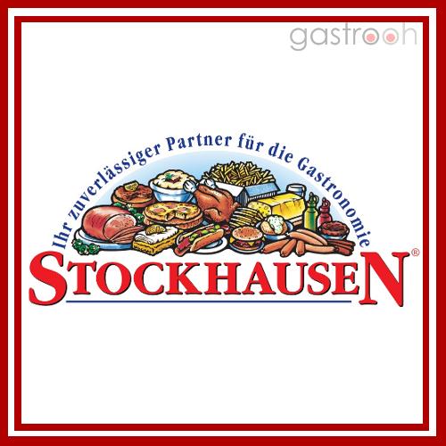 """Stockhausen - """"Wir bieten ein umfangreiches Sortiment für die Gastronomie im Food und Non Food Bereich an. Unser Angebot wird von Kunden aus allen Bereichen der Gastronomie und Großverpflegung genutzt"""
