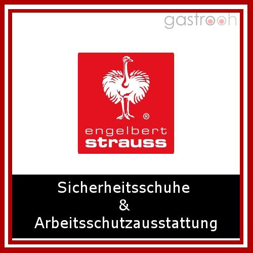 Engelbert Strauss- Als Spezialist für Berufskleidung bietet Engbert Strauss auch eine Auswahl an Arbeitssicherheitsausstattung.
