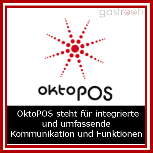 octopos kassensoftware- Von der Warenwirtschaft über das Kassensystem bis hin zu Kundenkarten mit Incentive-Systemen. OktoPOS ist auf die speziellen Bedürfnisse von Filial- und Franchise Systemen ausgerichtet.